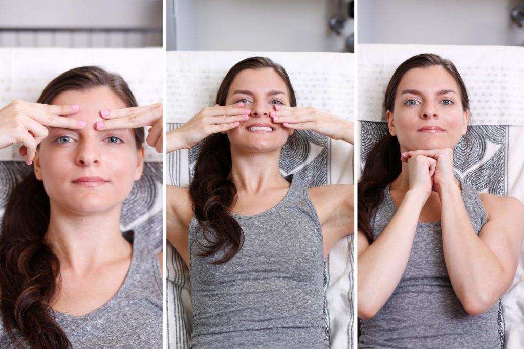 Ces exercices faciaux peuvent vraiment rajeunir votre visage