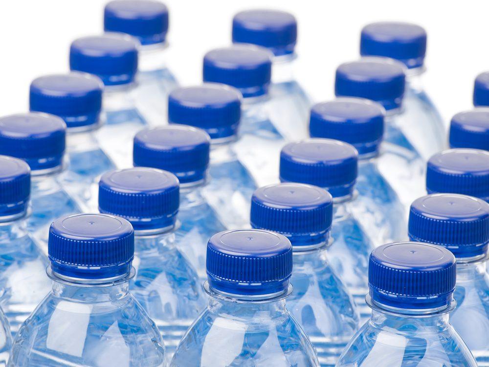 Dites au revoir à l'eau en bouteille!