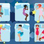 Votre position pour dormir révèle certains traits de personnalité: 8 choses qui en disent long!