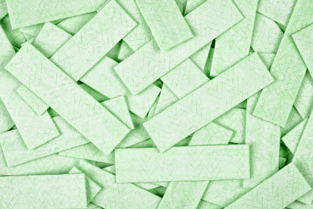 Mythe: il faut sept ans pour digérer une gomme à mâcher