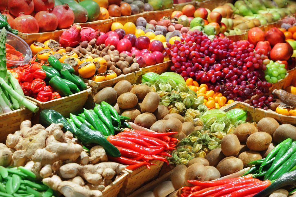 Pensez aliments nutritifs
