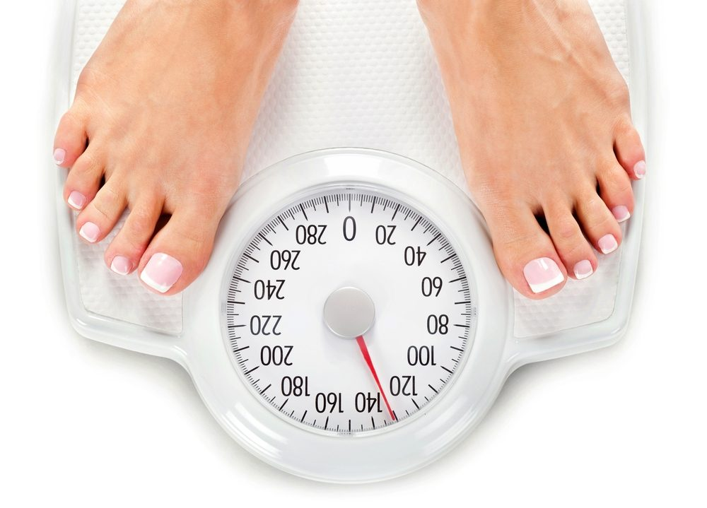 Changements de poids inhabituels