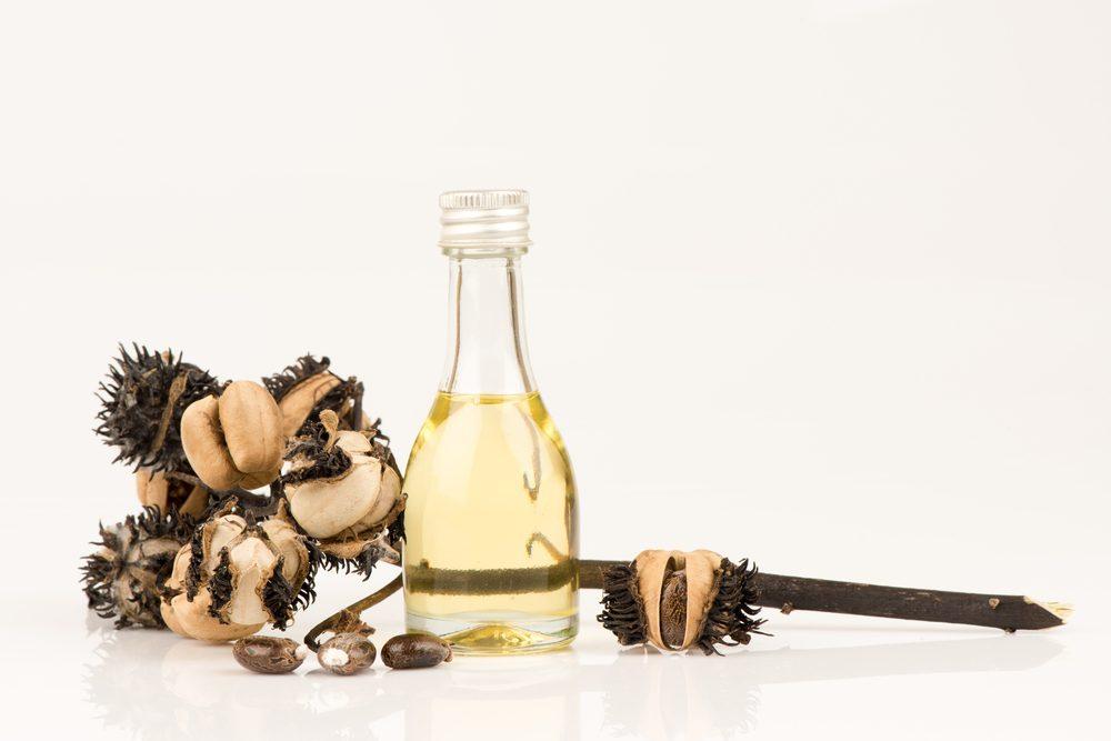 L'huile de ricin contre la constipation