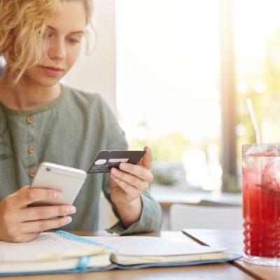 Utilisez les services bancaires en ligne