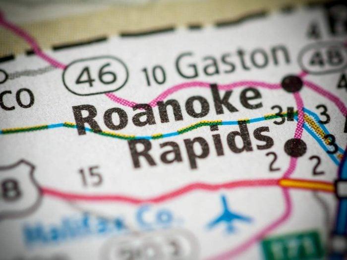 La colonie perdue de Roanoke