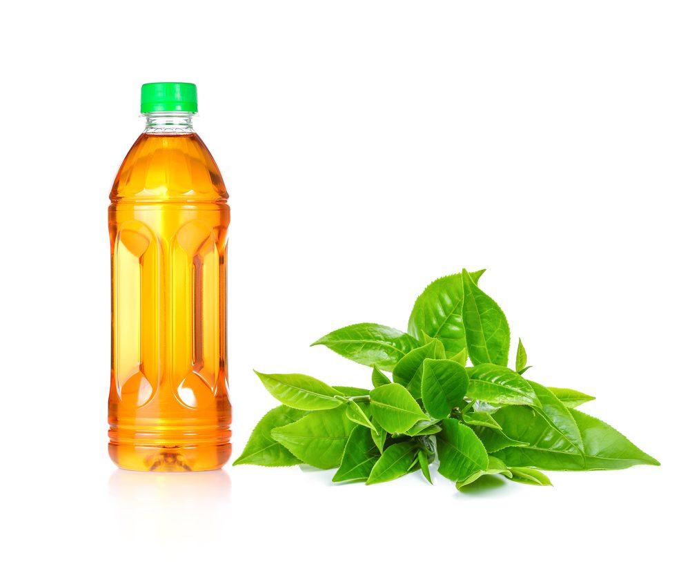 Le thé vert en bouteille n'est pas bon pour la santé