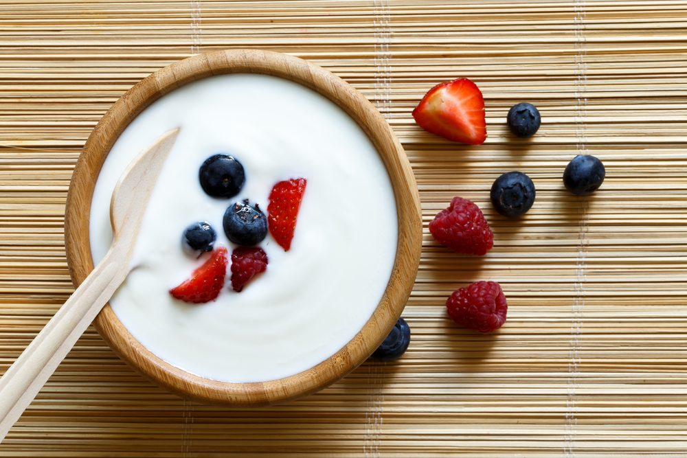 Des astuces de cuisine bonnes pour ma santé : Remuez votre yaourt