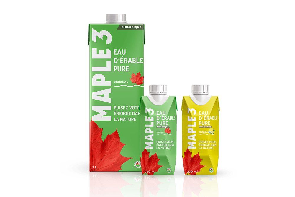 2. Eau d'érable pur – Maple3