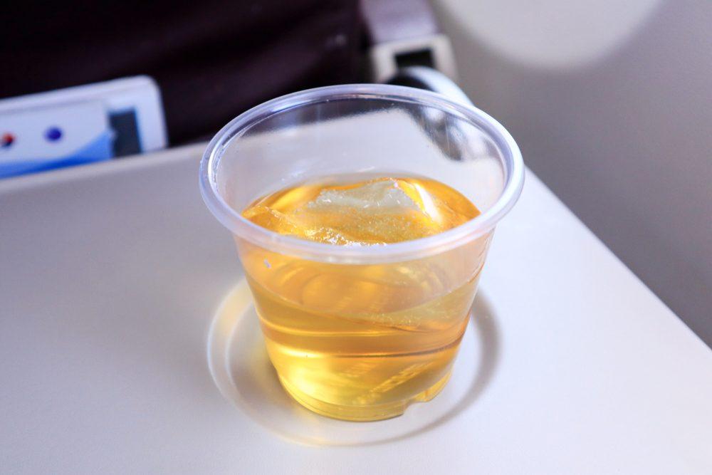 Ne prenez pas de glaçons dans vos boissons