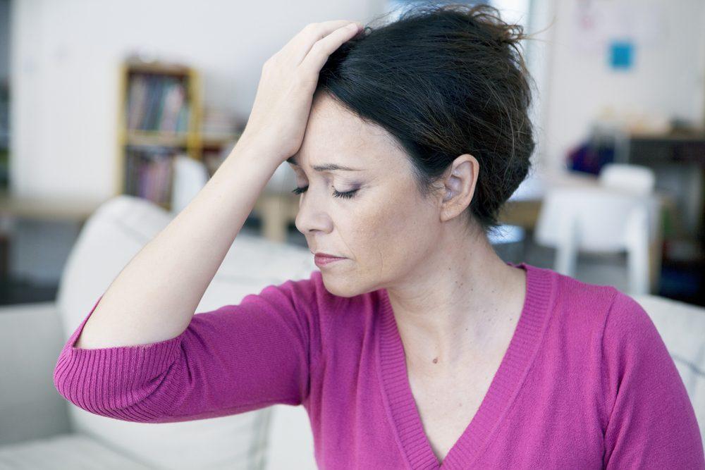 8 signes que le stress vous rend malade. Black Bedroom Furniture Sets. Home Design Ideas