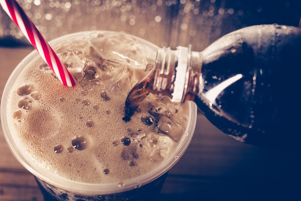 Pensez-y à deux fois avant de... boire une boisson hypocalorique