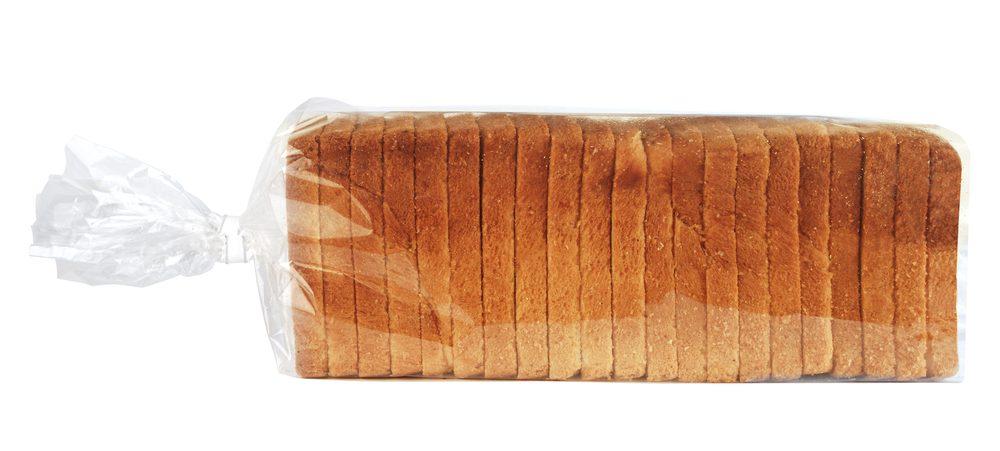 Le pain multigrains contient parfois très peu de fibres et s'avère peu nutritif