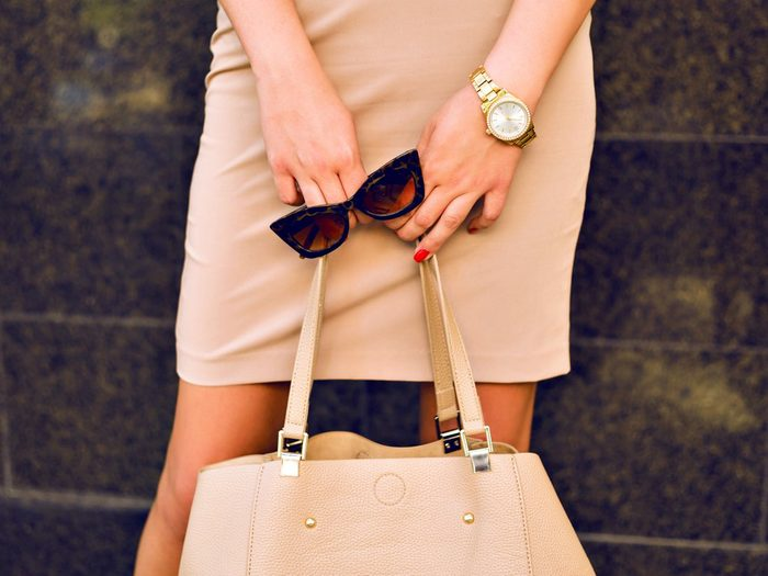 Règle 5: plus tu vieilliras, plus ta jupe s'allongera