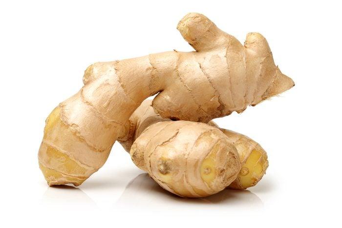 Pour soulager et guérir le rhume : le gingembre