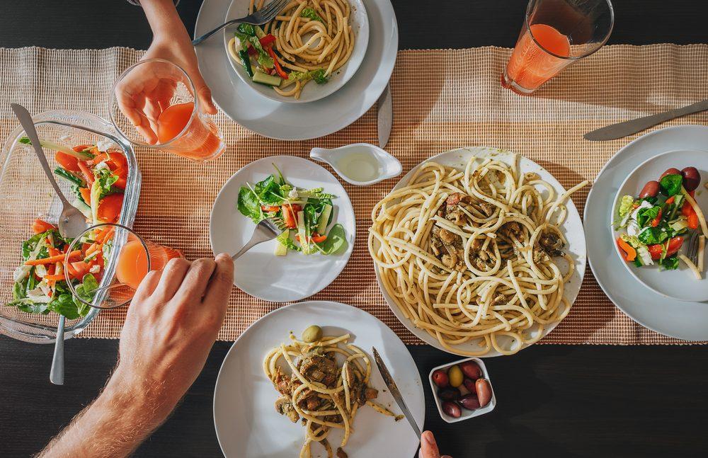 Prendre du poids : Le souper est votre repas le plus copieux de la journée