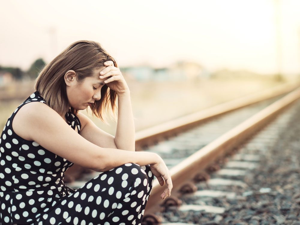 Soyez attentif aux rechutes dans la dépression.
