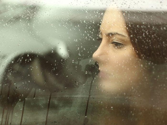 La dépression n'est pas un choix ou une période de déprime passagère.