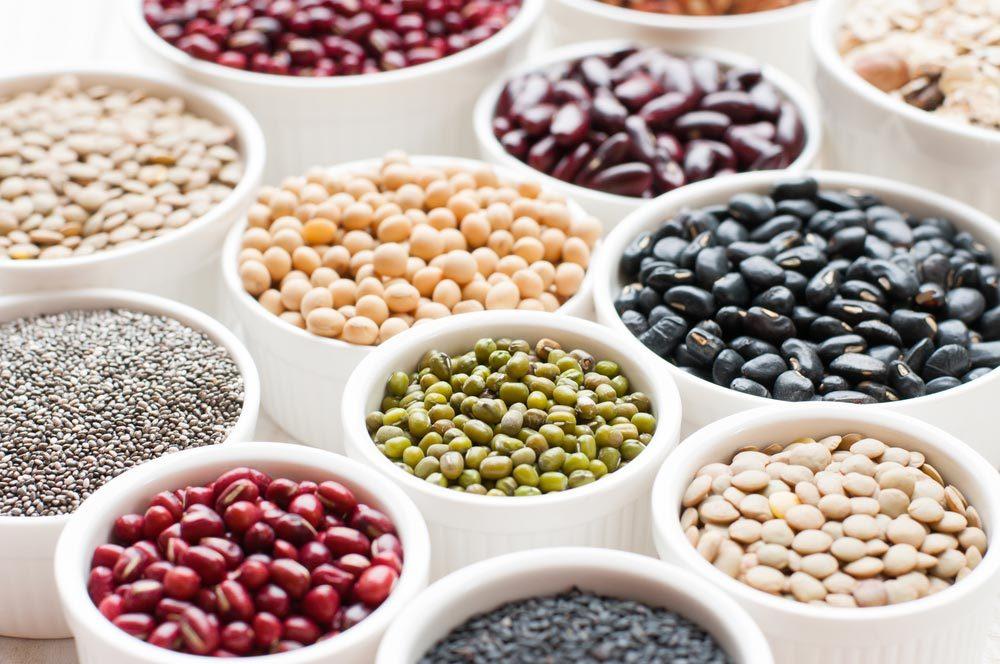Pour faire baisser son taux de cholestérol, consommez des aliments riches en stérols végétaux.