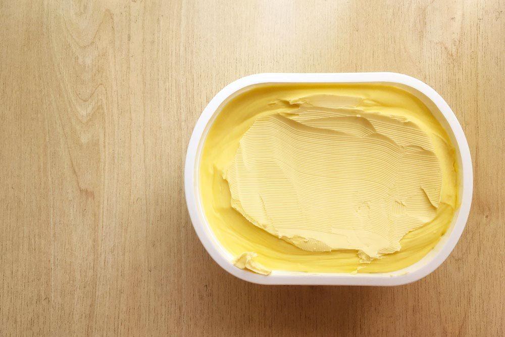 Pour faire baisser son taux de cholestérol, remplacer le beurre par de la margarine.