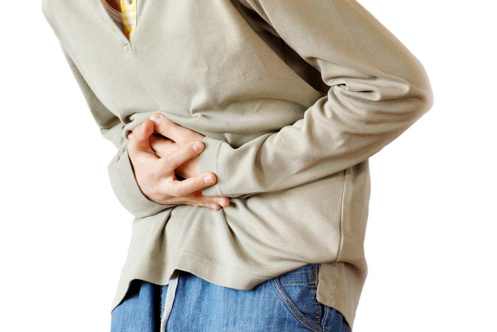 Calculs rénaux ou infections des reins ou de la vessie