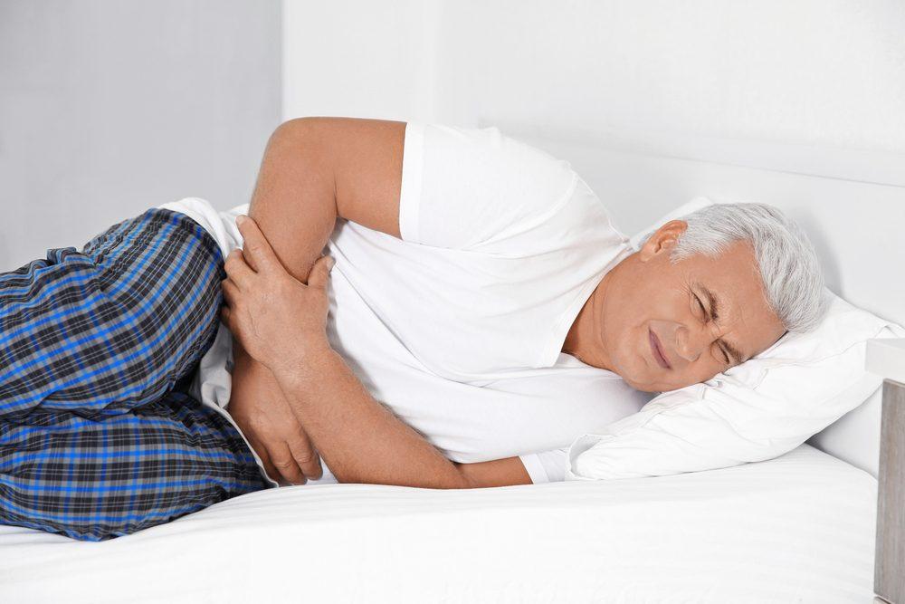 Anévrisme de l'aorte abdominale