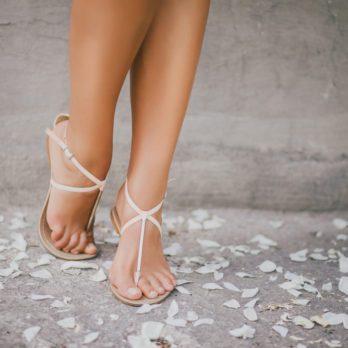 Protégez vos ongles d'orteils