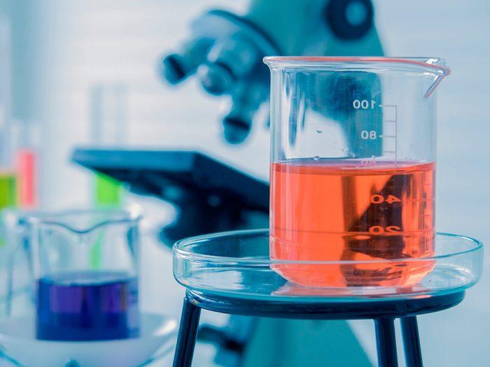 Science Becher A Echelle