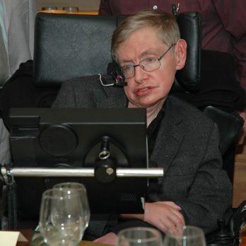 Stephen Hawking : l'homme cerveau