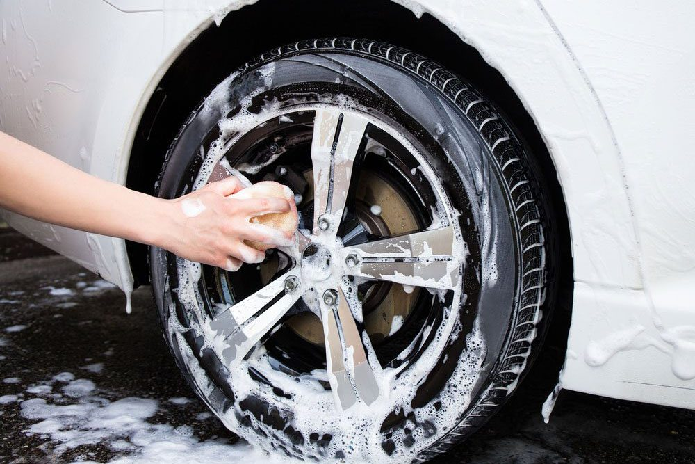 Vérifiez vos pneus