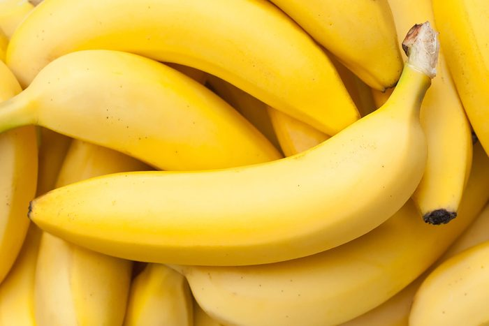 Les bananes sont radioactives