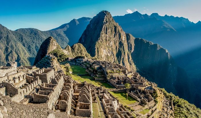 Grimpez le Machu Picchu