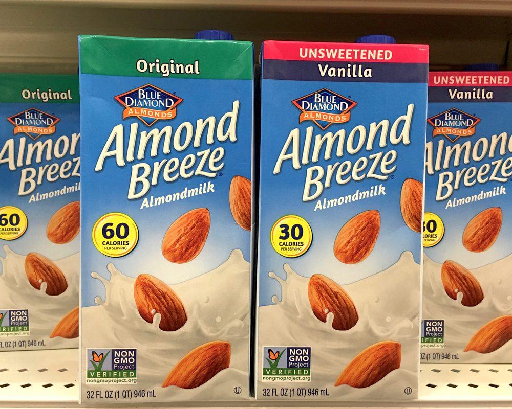 Vous utilisez des substituts de lait sucrés
