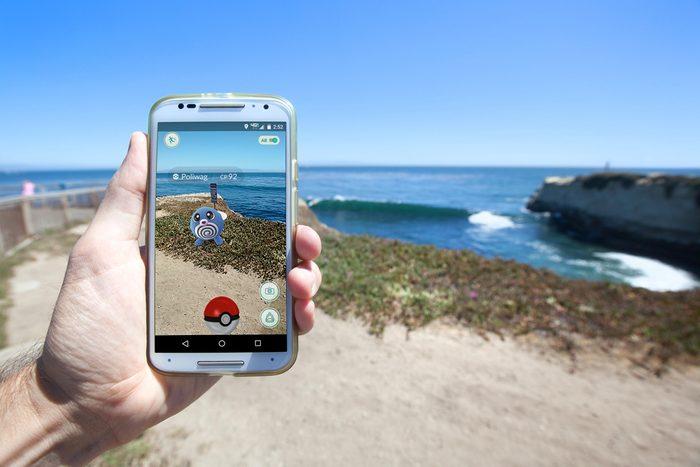 Assurance Pokémon Go