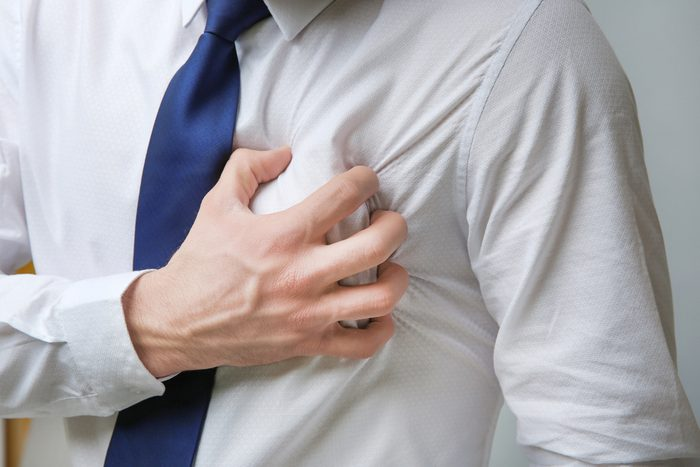 Pour éviter une défaillance cardiaque.