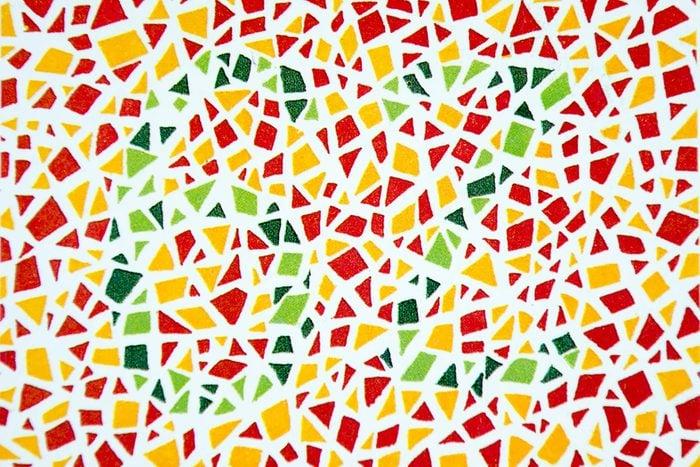 Les hommes sont plus susceptibles d'être daltoniens que les femmes