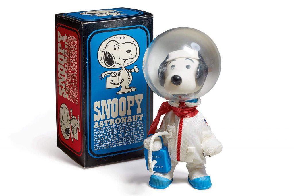 1969 - Snoopy l'astronaute