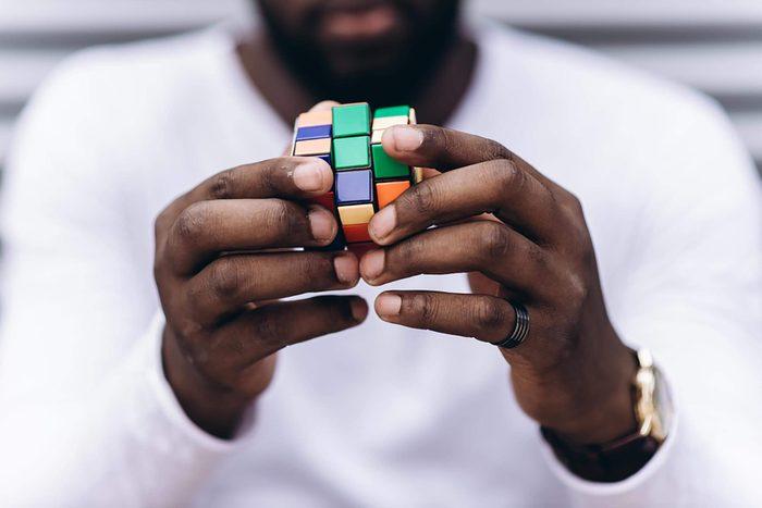 1980 – Le cube Rubik