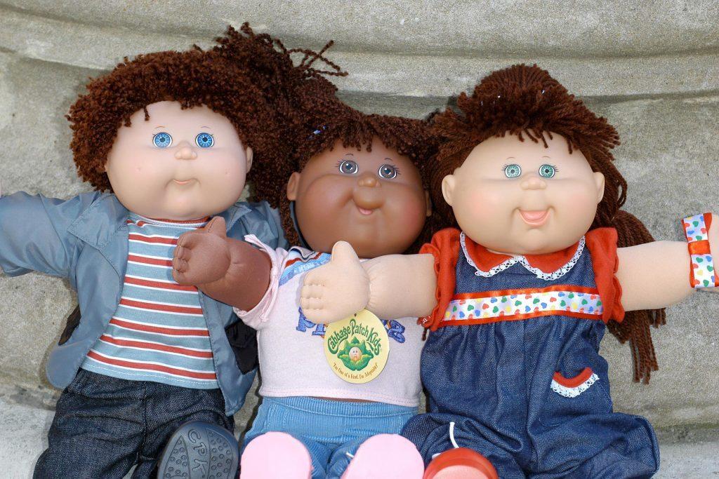 1983 – Les poupées Bout d'chou