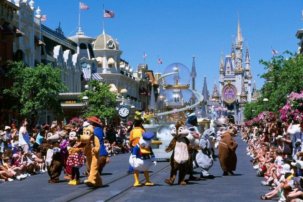 Amenez les enfants (ou les neveux et nièces) à Disney World