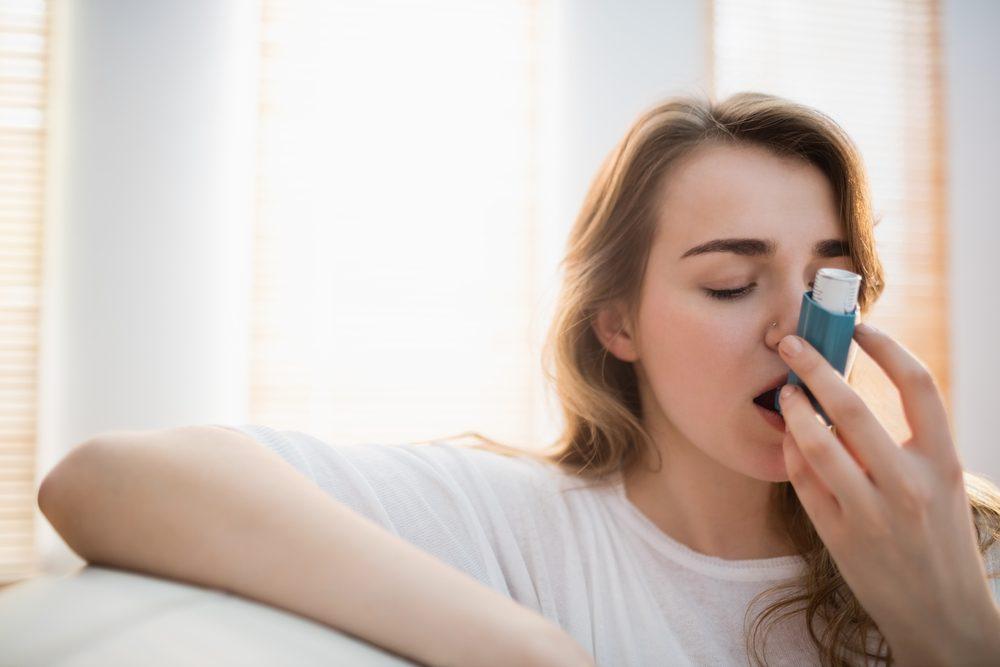 Pour éviter les graves crises d'asthme