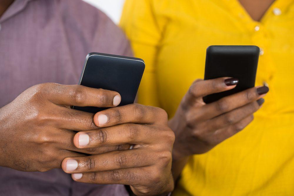 Votre téléphone cellulaire