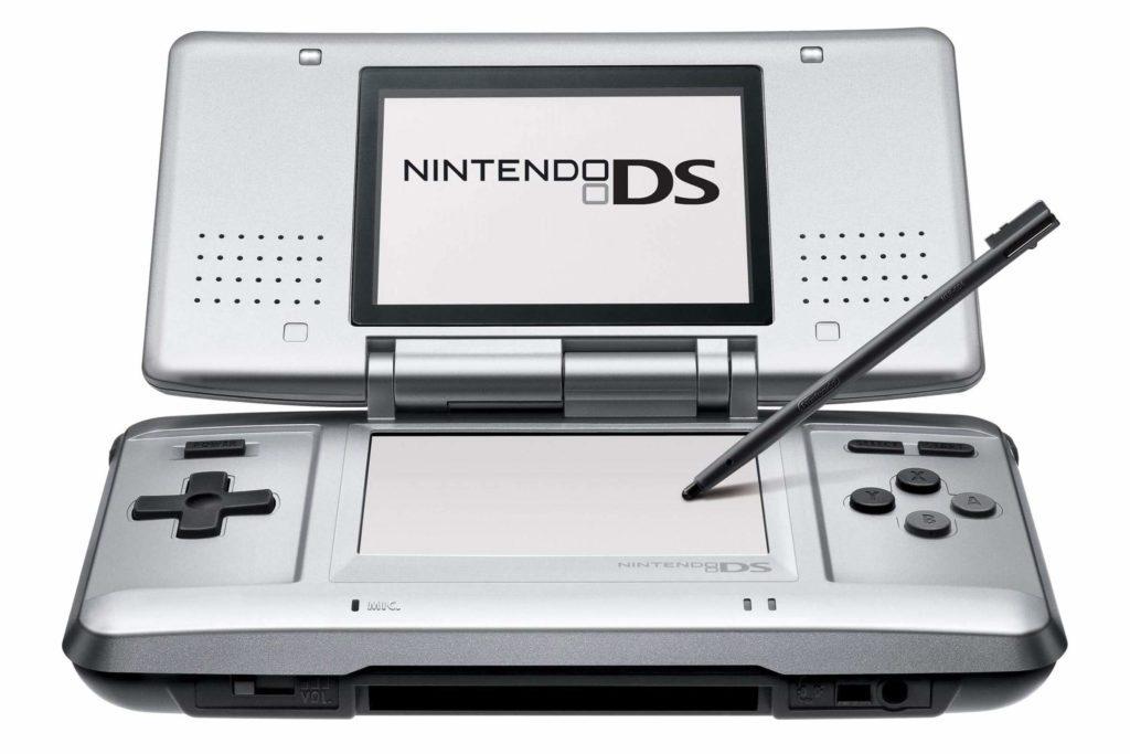 2004 – La Nintendo DS