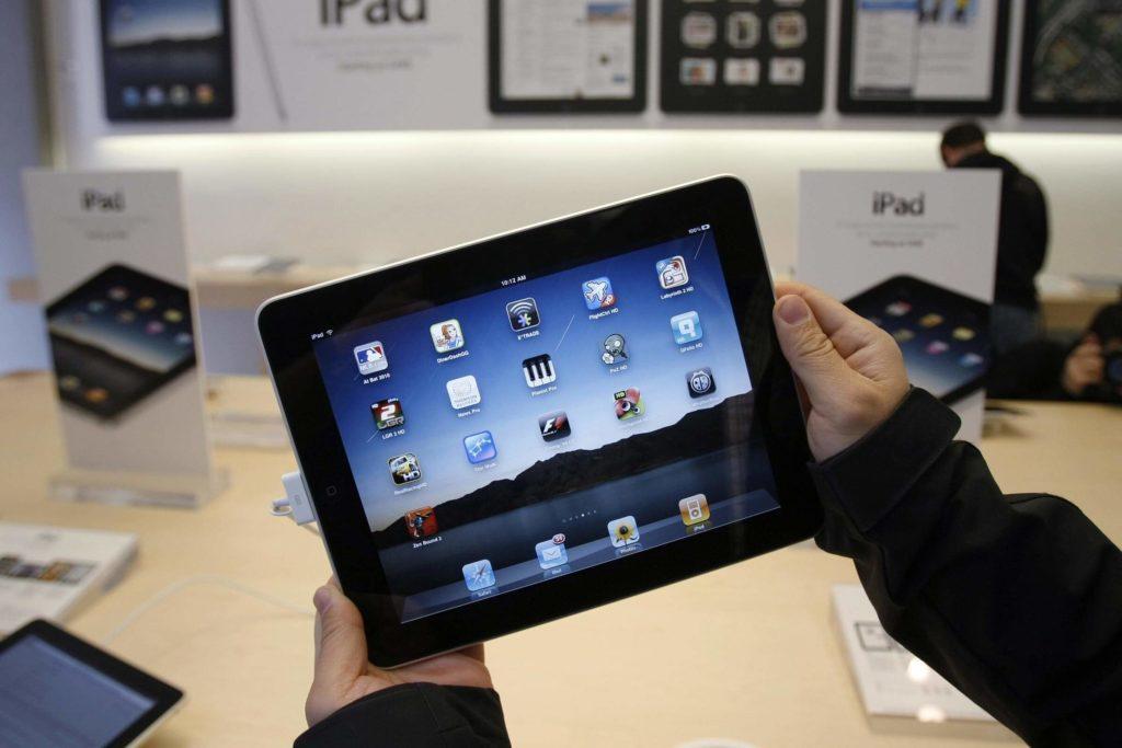 2010 – l'iPad