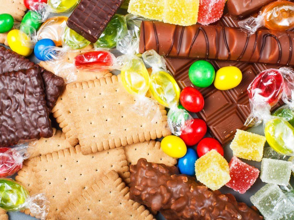 Le sucre pourrait être pire que le sel pour l'hypertension
