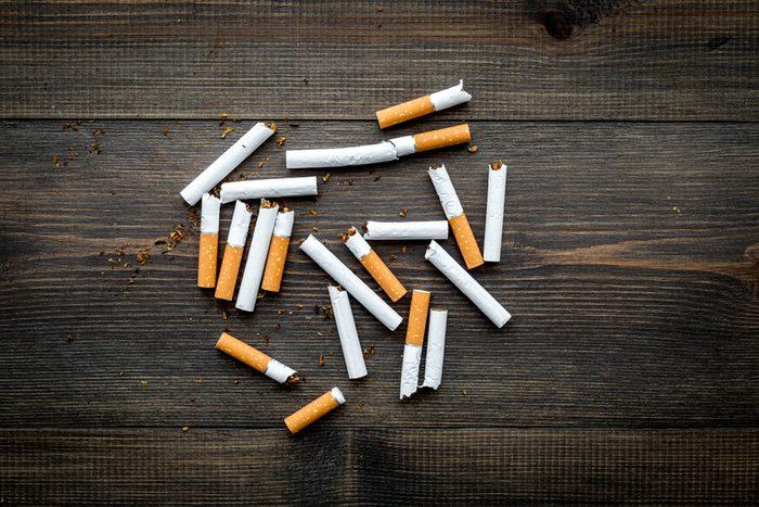 Ce sera plus efficace sans tabac