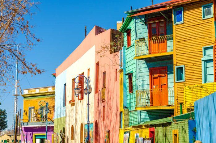 Dansez dans les rues de Buenos Aires