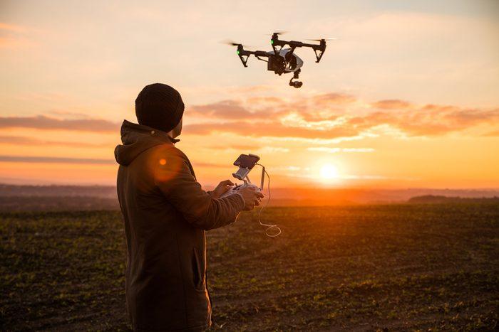 Assurance pour les drones