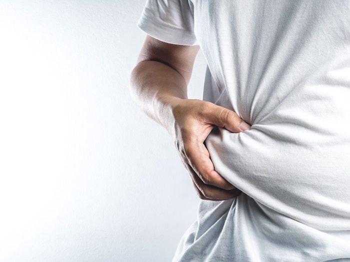 Quelques facteurs liés au mode de vie qui causent l'incontinence
