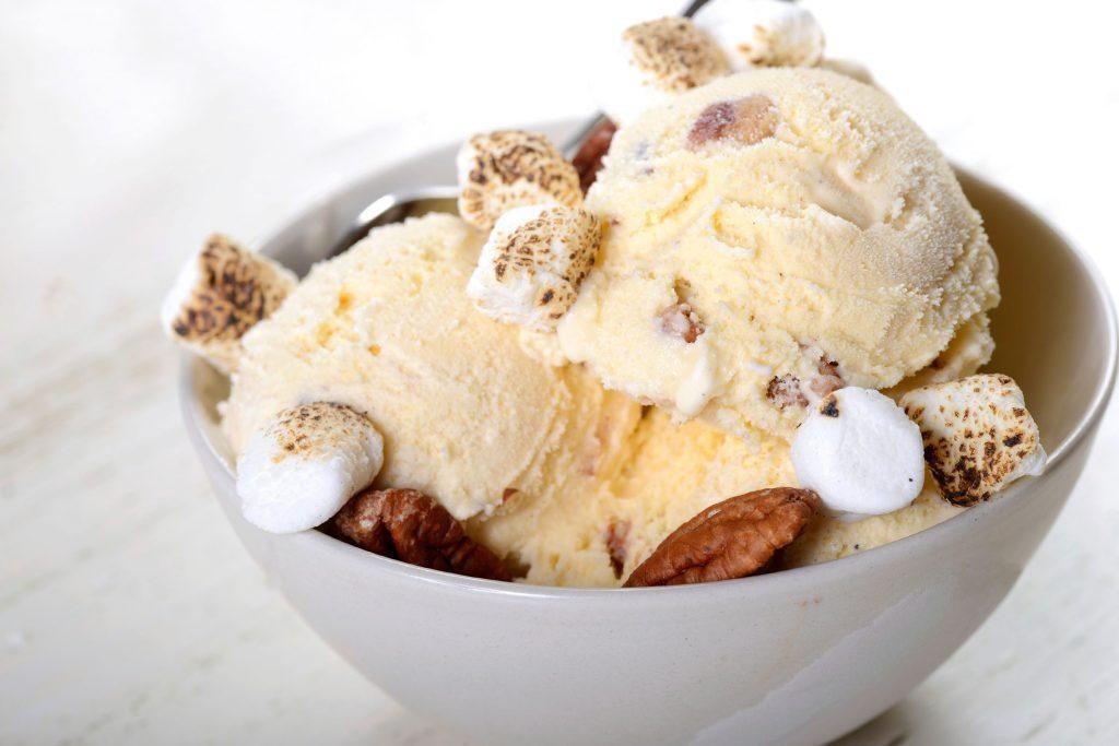Les amateurs de crème glacée pacanes au beurre sont des personnes consciencieuses