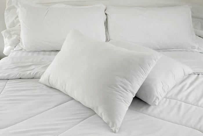 Le problème, c'est peut-être votre oreiller